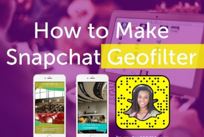 How to create Snapchat location filters