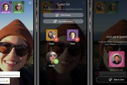 Periscope Adds Live-Stream Guests