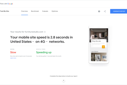 Google Adds More Insight to its Website Speed Test Tool