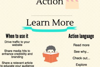 Social Media Calls to Action